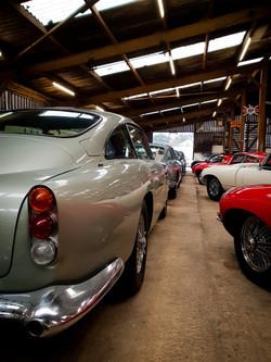 Classic & Sportscar restorations