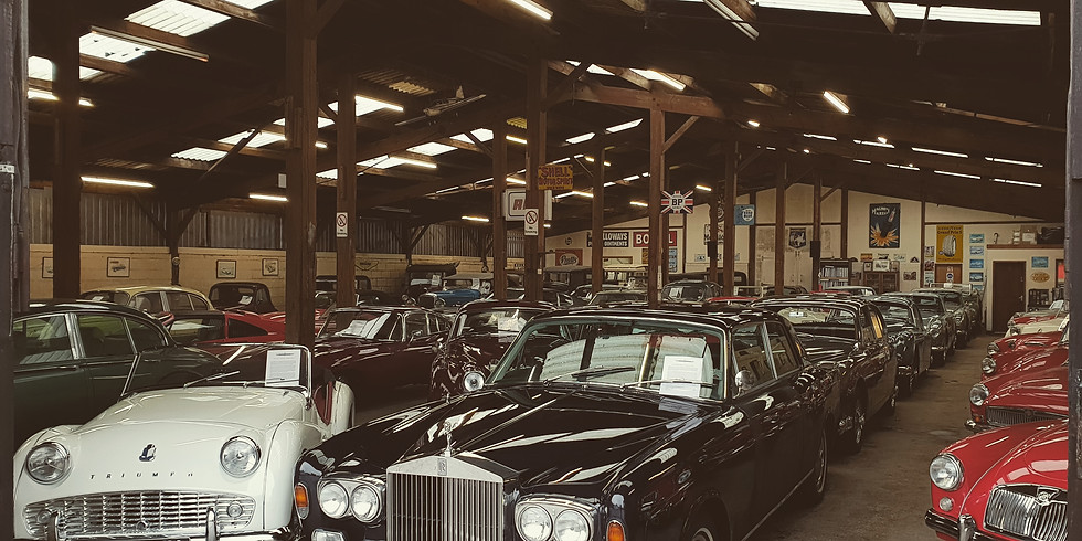 Cars & Coffee Morning