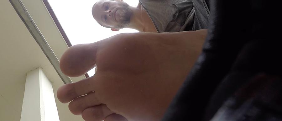 Danny feet 2