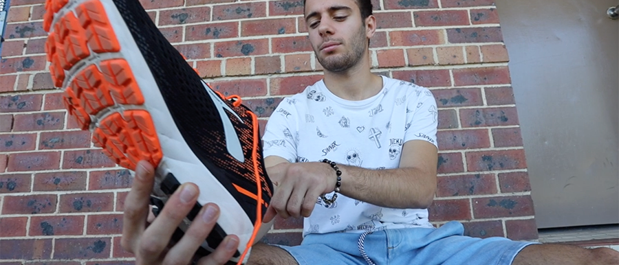 Frank's shoes