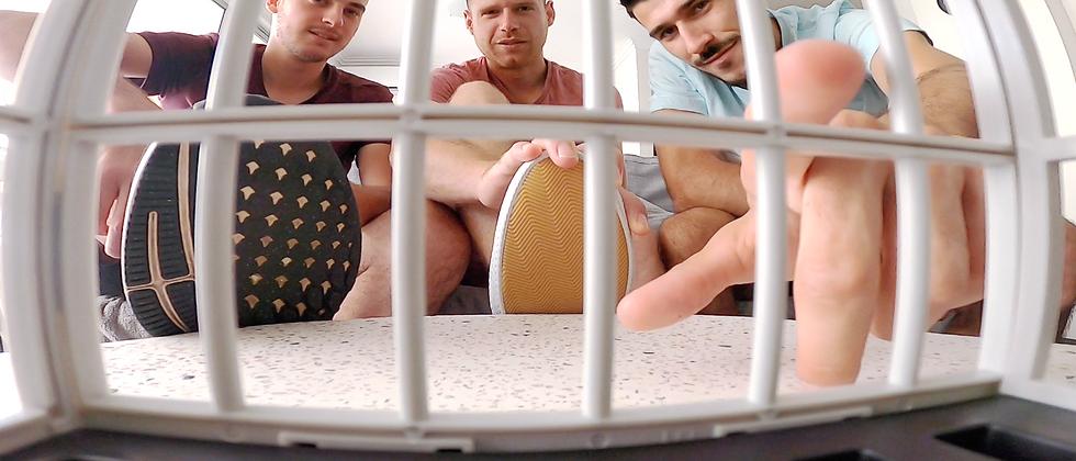 The Trio Cage