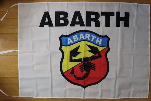 Flag Abarth, 100x140cm