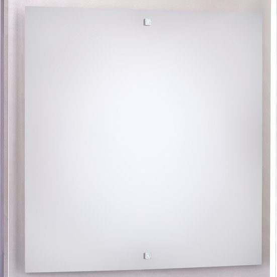 Applique Murale LED 'Aldudes' Blanc 4 xE27