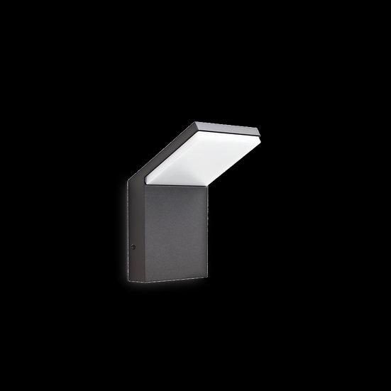 Applique Murale LED 'Frôlois' Anthracite 9W 680Lm 3000k IP54