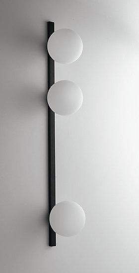 Applique Murale LED 'Floringhem' 3 xE14 Sans Ampoule