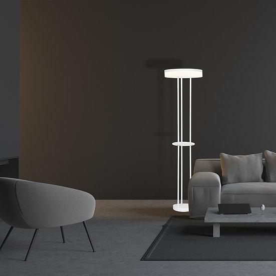 Suspension LED 'Escalquens' 24W 1680LmMétal_Acrylique