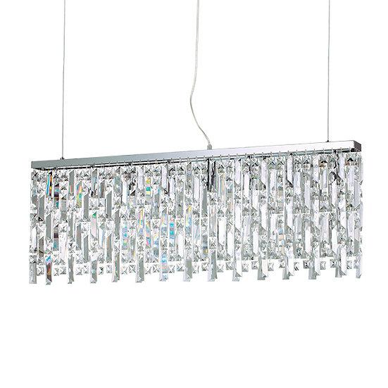 Suspension LED 'ELISIR' 8 xG9 Ampoules Fourni