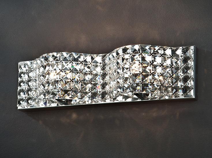 Applique LED 'Saint-Brice' 2x G9 Avec Ampoule Blanc Chaud