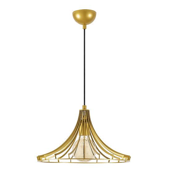 Suspension LED 'Castelmaurou'Or 1 x E27