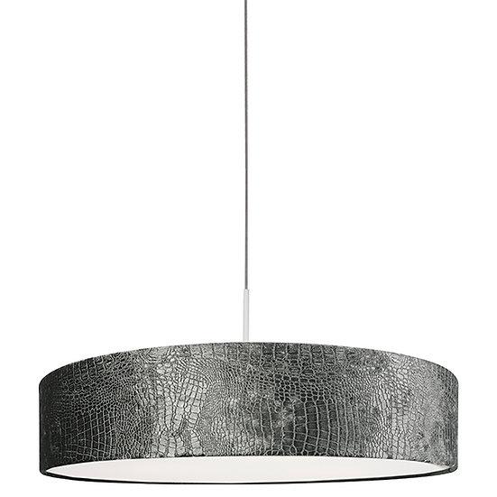 Suspension LED 'Esparron'Gris 3 xE27