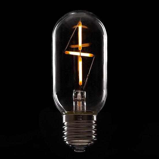 Ampoule LED 'Occoches' Filament Vintage T45 3W xE27 300Lm