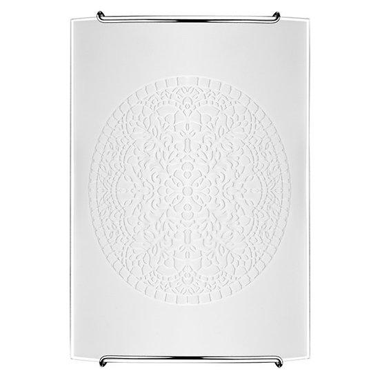 Applique Murale LED 'Aramits' 1 xE14 Sans Ampoule