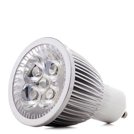 Ampoule LED GU10 'Ribeaucourt' 5W 12VDC 400Lm