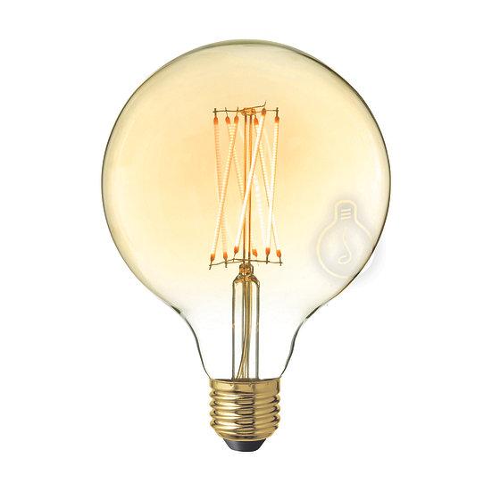 Ampoule LED E27 'Guise' ambré Dimmable