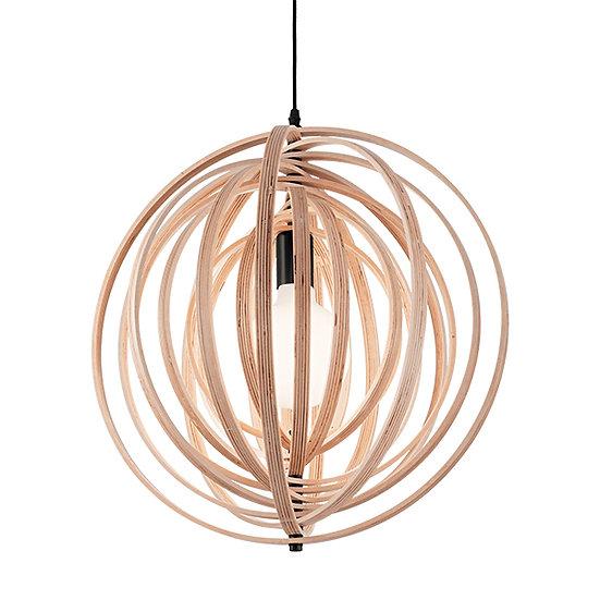 Suspension LED 'DISCO' 1 xE27 Ampoules Non Fourni