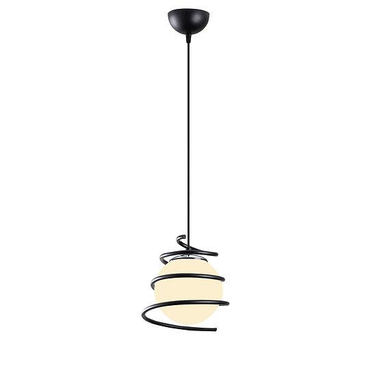 Suspension LED 'Cuqueron 01'Noir 1 x E27