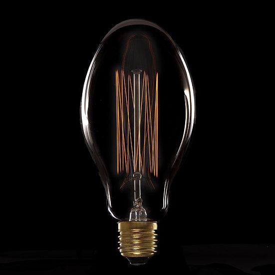 Ampoule Vintage 'Beaucourt-sur-l'Hallue' E27 E75 25W