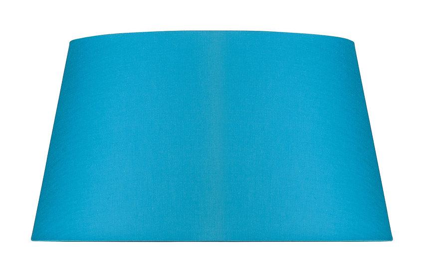 Abat Jour 'Granville' Lampe De Table/Chevet-Sol Coton Conique 37x26x47cm