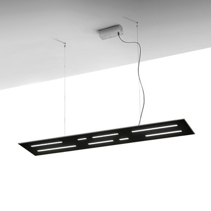 Suspension LED 'Censerey' Dimmable 6.4-44.5W 900-6200Lm IP20 3000k Blanc Neutre