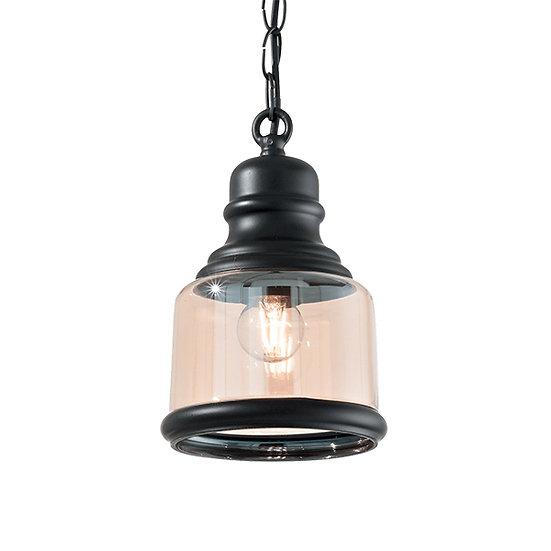 Suspension LED 'HANSEL' 1 xE27 Ampoules Non Fourni