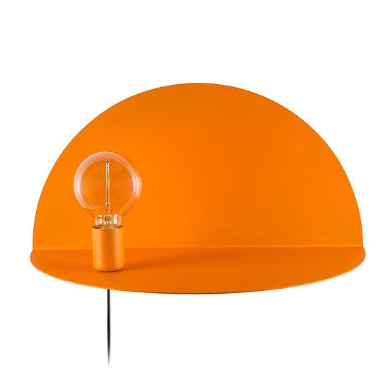 Applique Murale LED 'Auchel 511'Orange 1 xE27