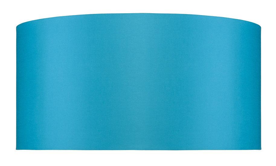 Abat Jour 'Pavilly' Suspension LED -Sol Coton Rond 80x40cm