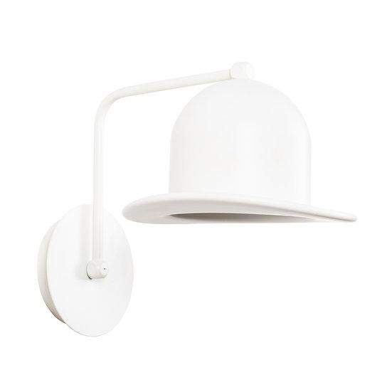 Applique Murale LED 'Annay 321'Blanc 1 xE27