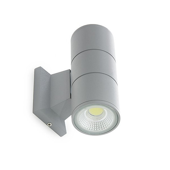 Applique Murale LED 2X7W 'Assainvillers' 1440Lm IP65
