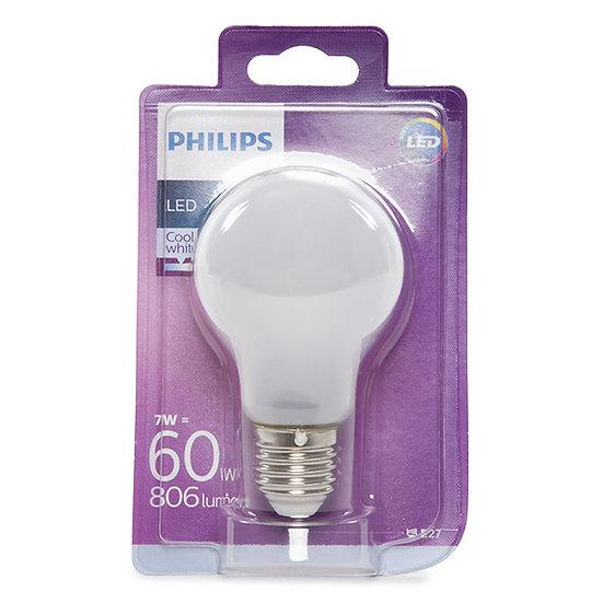 Ampoule LED 'Philips' E27 A60 7W