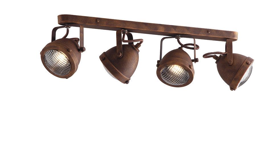 Applique Murale LED 'Fiefs' 4x E14 Sans Ampoule