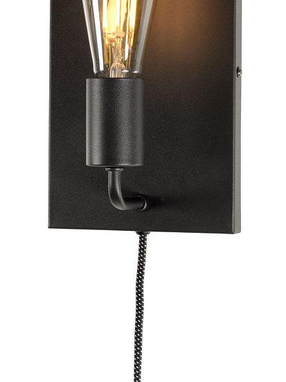 Applique LED 'L'étaux' 'Malouy' 15x25cm L