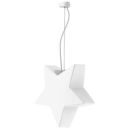 Suspension LED 'Champsecret' 1 xE27 IP44 Sans Ampoule