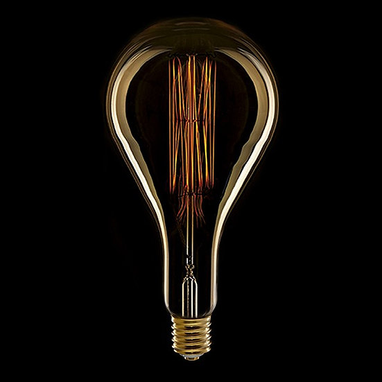 Ampoule Vintage 'Saint-Brice-de-Landelles' E27/E40 60W Ps160