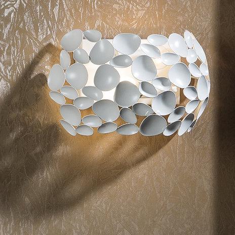 Applique LED 'Saint-André-de-Bohon' 2x E14 Avec Ampoule Blanc Chaud