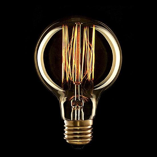 Ampoule Vintage 'Saint-Brice-de-Landelles' E27 G80 30W