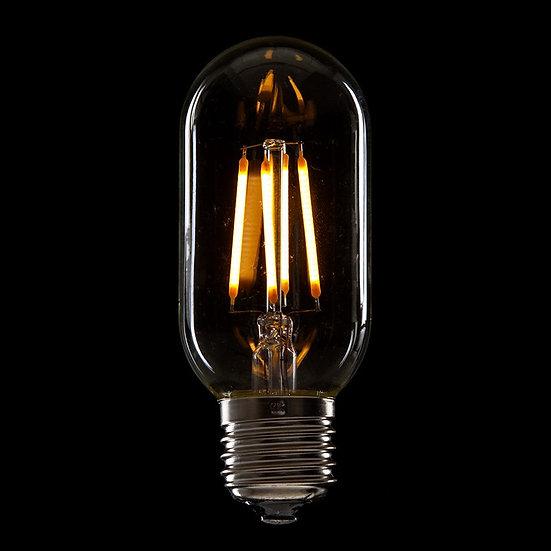 Ampoule LED 'Ochancourt' Filament Vintage T45 4W E27 400Lm