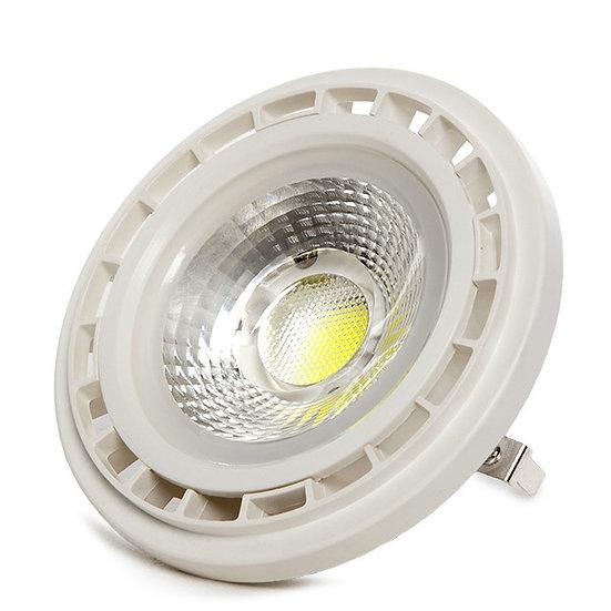Ampoule LED AR111 'Tauriac' GX53 COB 12W 1080Lm