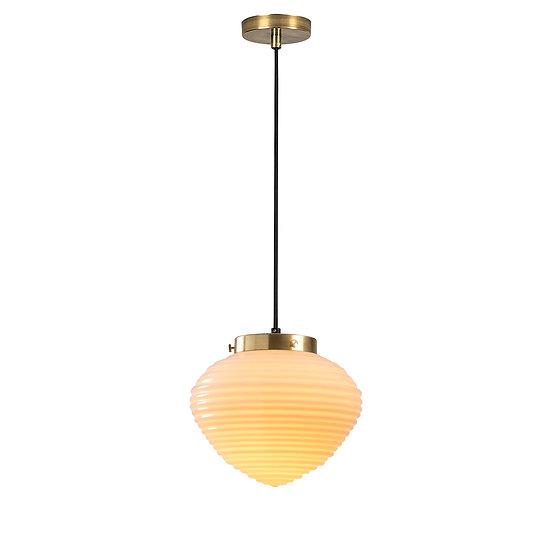 Suspension LED 'Guiche'Noir 1 x E27