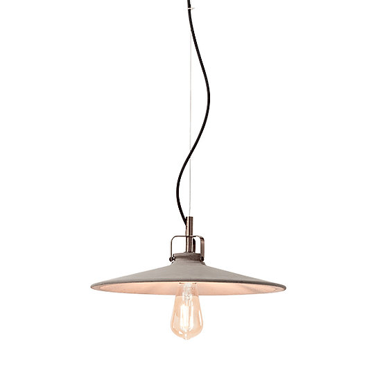 Suspension LED 'BROOKLYN' 1 xE27 Ampoules Non Fourni