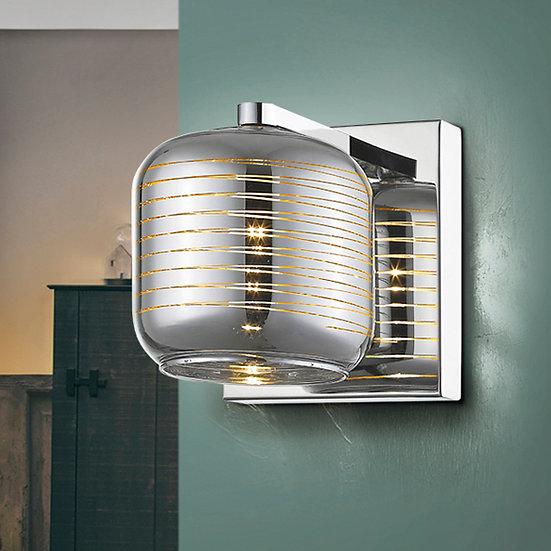 Applique LED 'Tirepied-sur-Sée' 1x G9 Avec Ampoule Blanc Chaud