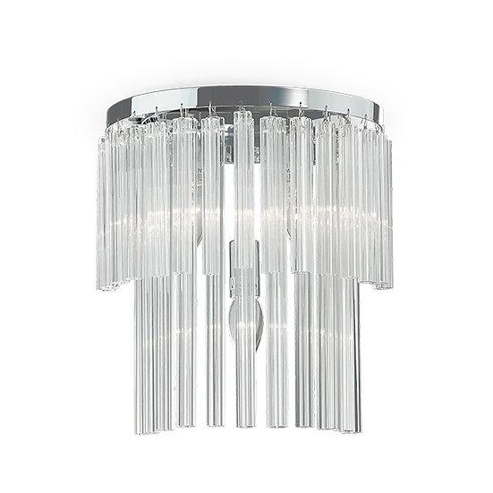 Applique Murale LED 'ELEGANT' 3 xE14 Ampoules Non Fourni