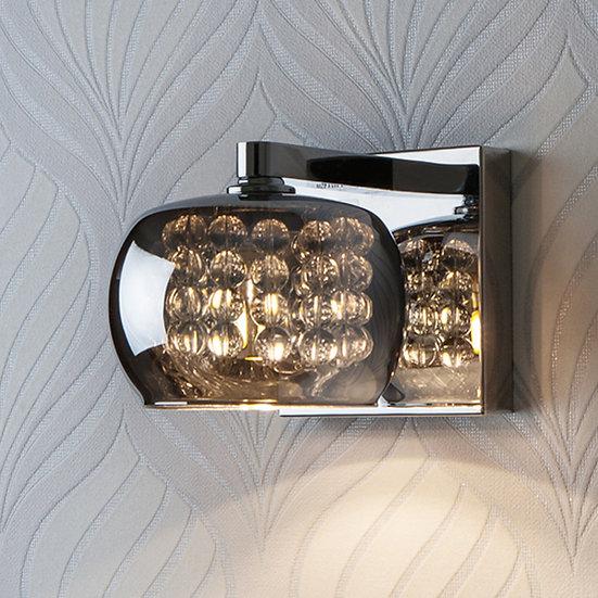 Applique LED 'Saint-Amand-Villages' 1x G9 Avec Ampoule Blanc Chaud