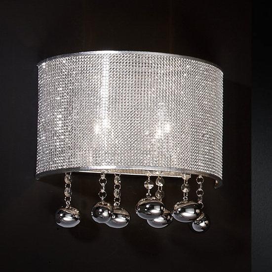 Applique LED 'Saint-Aubin-de-Terregatte' 2x G9 Avec Ampoule Blanc Chaud