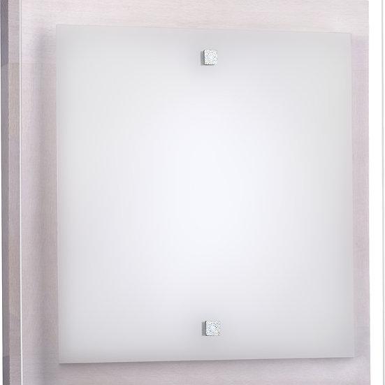 Applique Murale LED 'Aldudes'Blanc 2 xE27