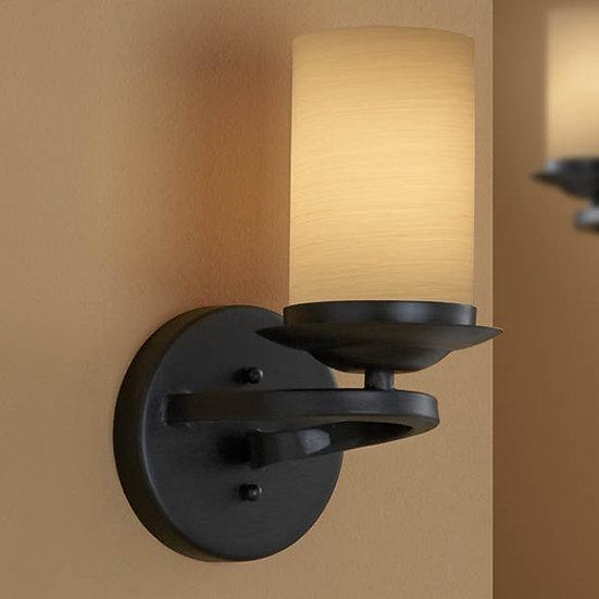 Applique LED 'Tamerville' 1 xE27 Avec Ampoule Blanc Chaud