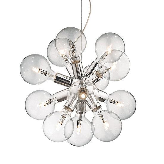 Suspension LED 'DEA' 1 2 xE27 Ampoules Fourni