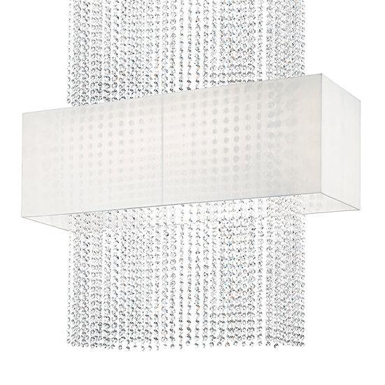 Suspension LED 'Godisson' 5 xE27 Ampoules Non Fourni