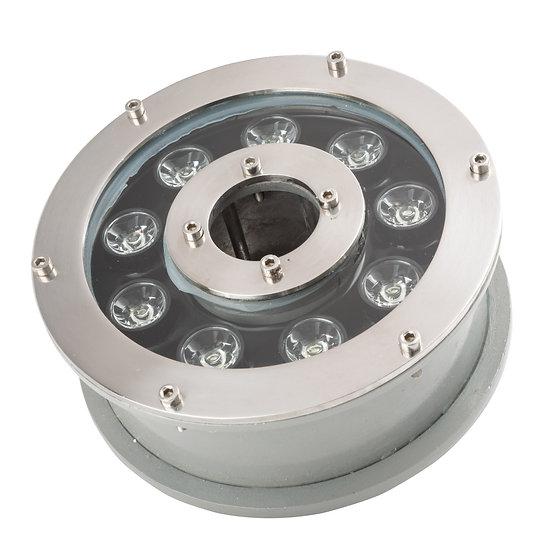 Anneau Fontaines LED 'Croissy-sur-Seine' 9W 990 Lm IP67
