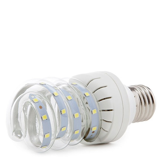 Ampoule LED 'Rapilly' Type Cfl Spirale 7W xE27 630Lm