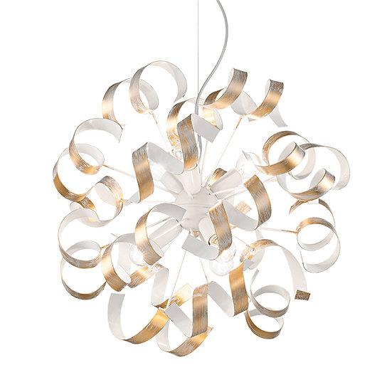 Suspension LED 'Hauterive' 6 xE14 Ampoules Non Fourni